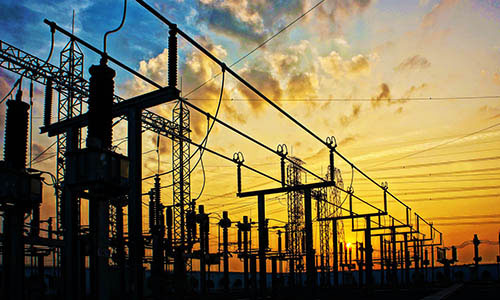 electricity network at transformer station in sunrise the newport group