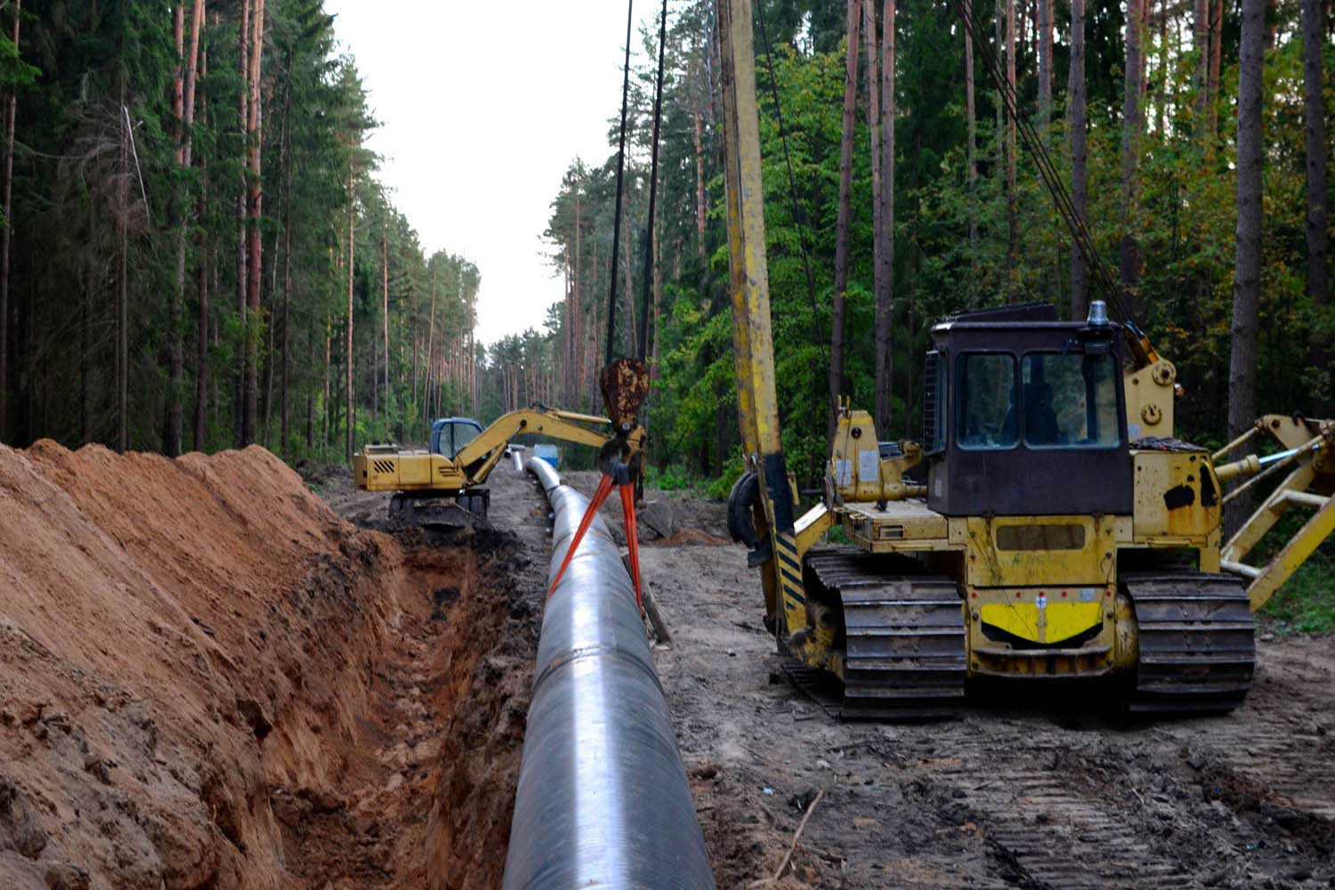 facilities and pipeline construction executive search