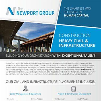 Download Newport Group Civil Construction Overview