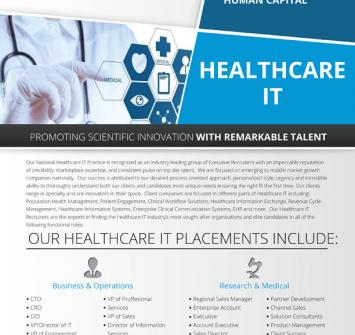 Download Newport Group Healthcare Information Technology Overview