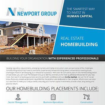 Download Newport Group Homebuilding Overview