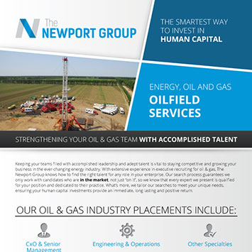 Download Newport Group Oilfield Services Overview